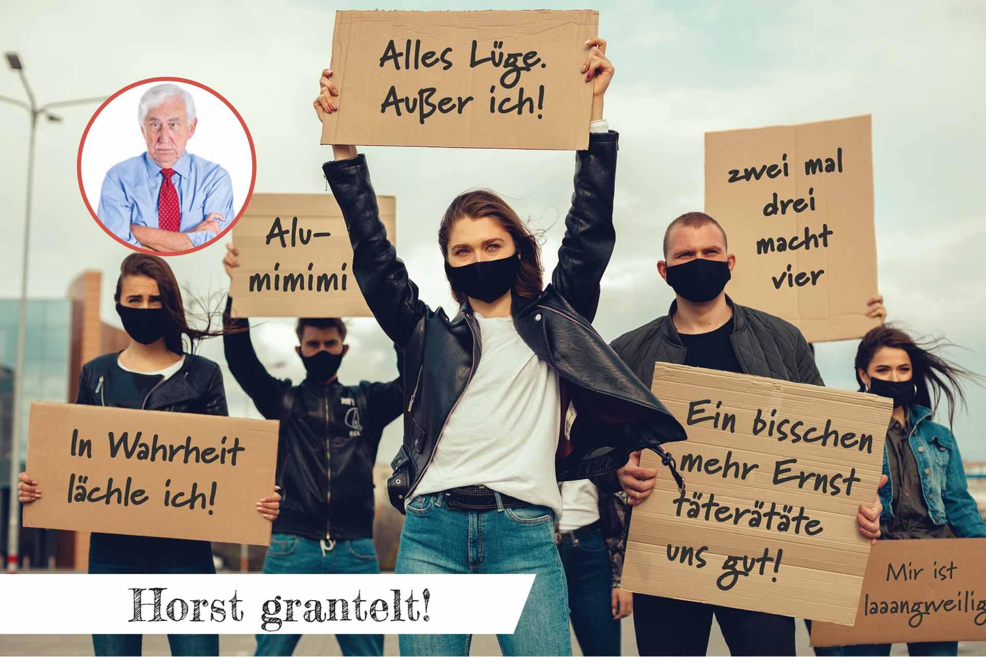 Horst grantelt - Alles nur Staatspropaganda