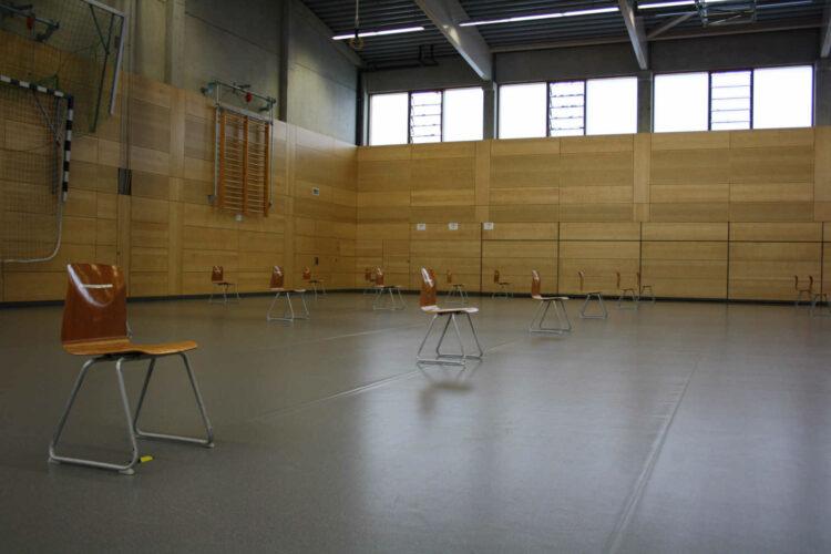 Corona-Testzentrum Wunstorf
