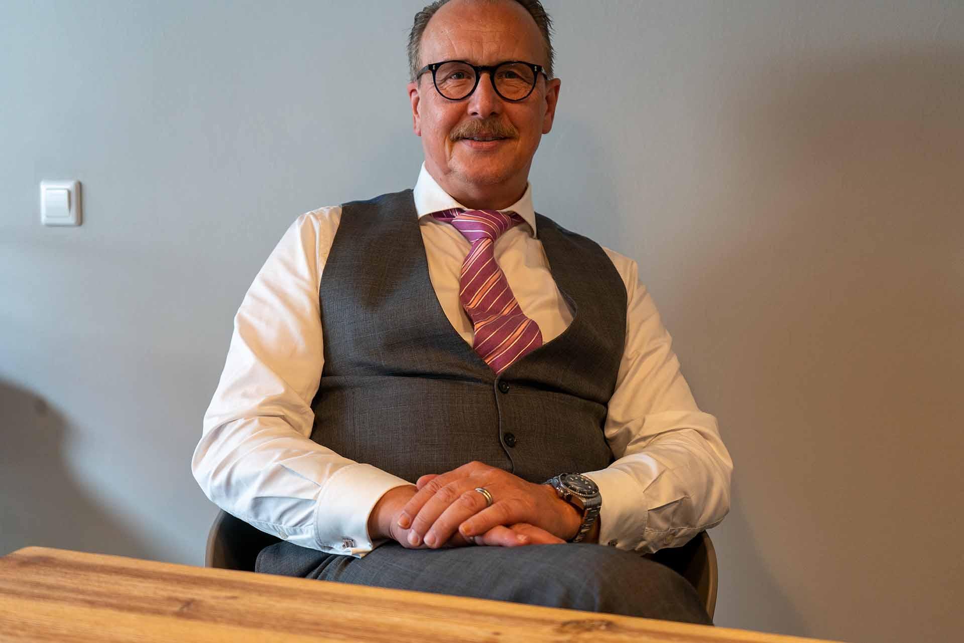 Unternehmer Jens Tegeler