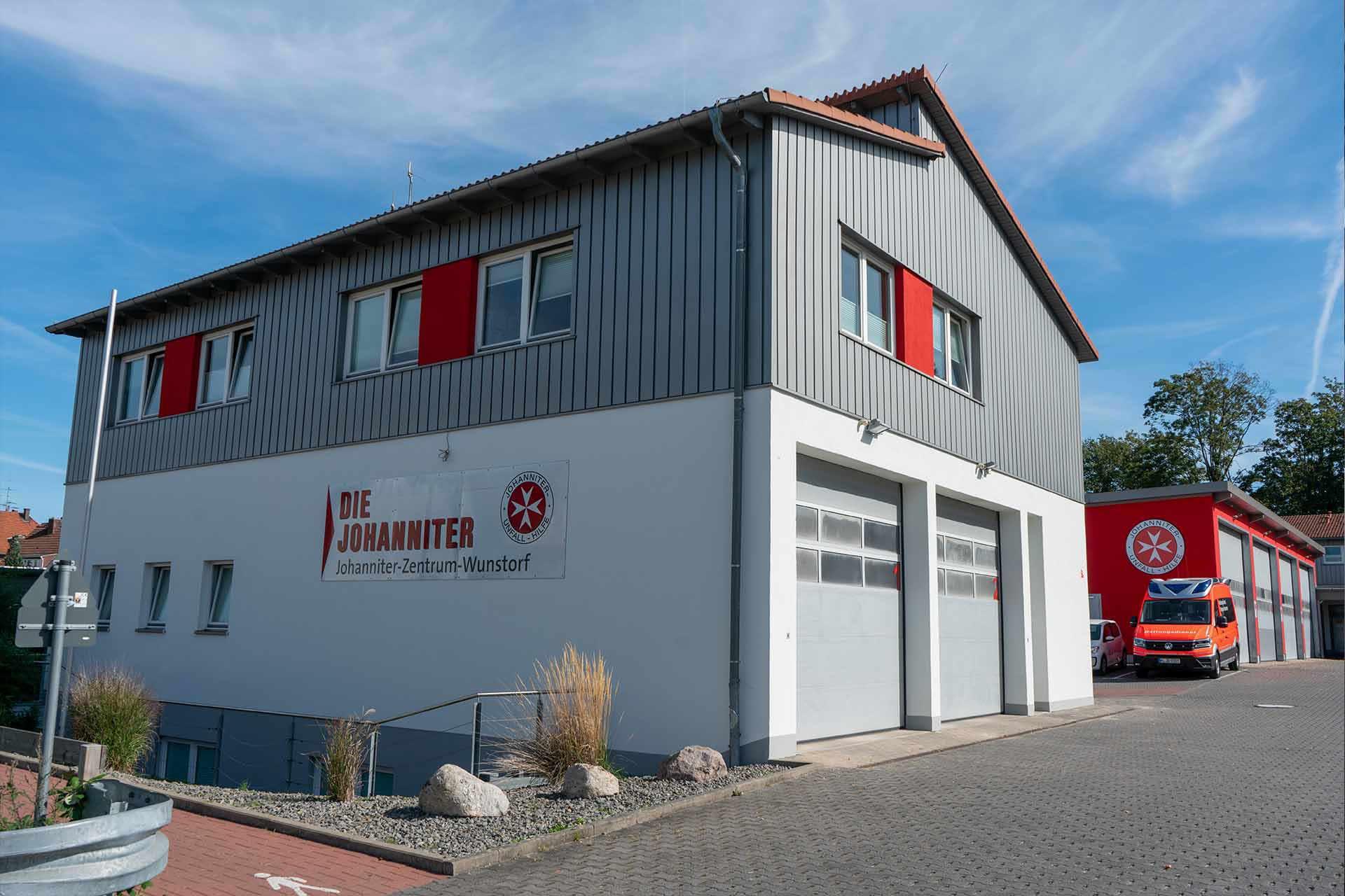 Johanniter-Rettungswache Wunstorf