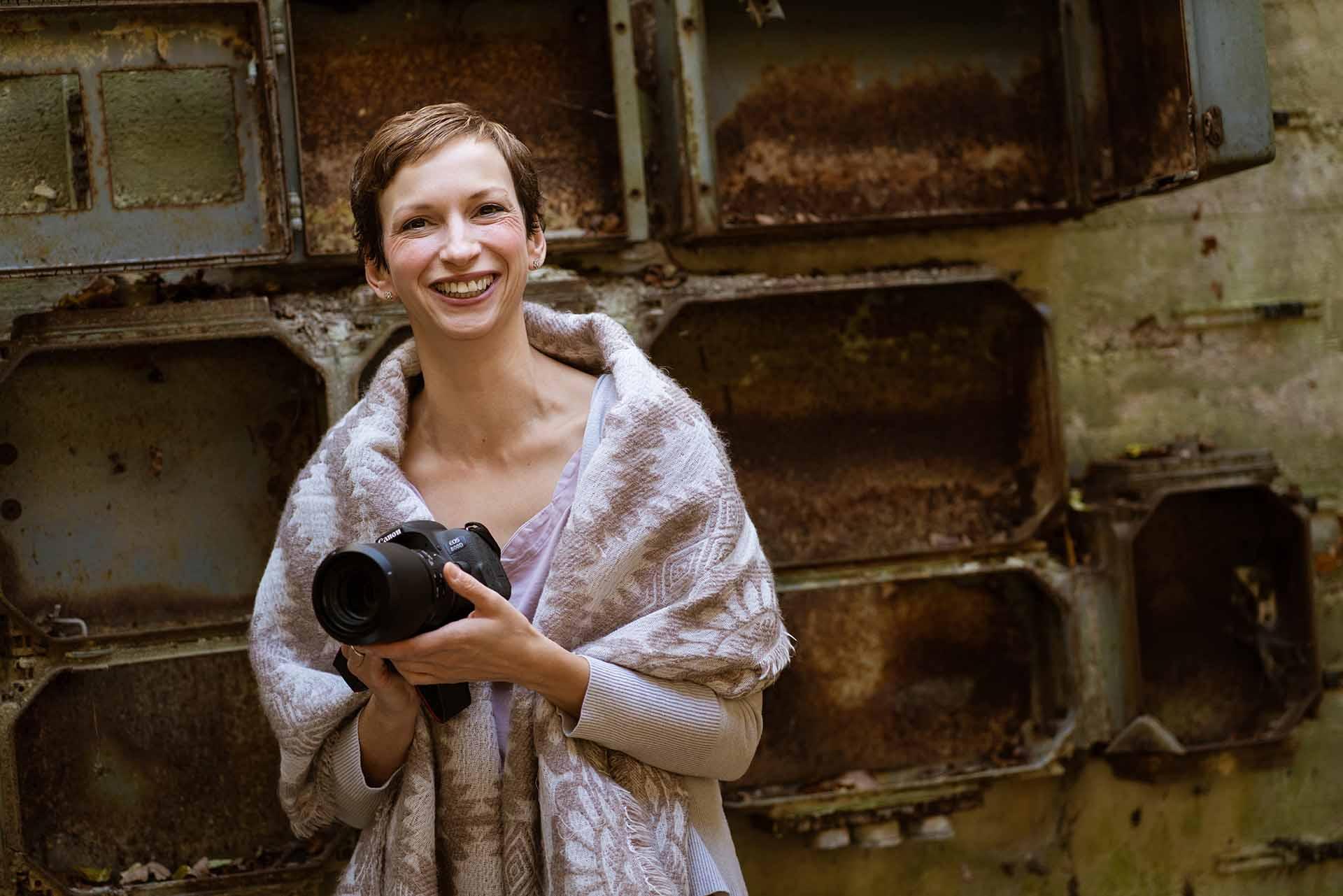 Janine Schmidt trotzte dem Krebs und folgte ihrer Leidenschaft