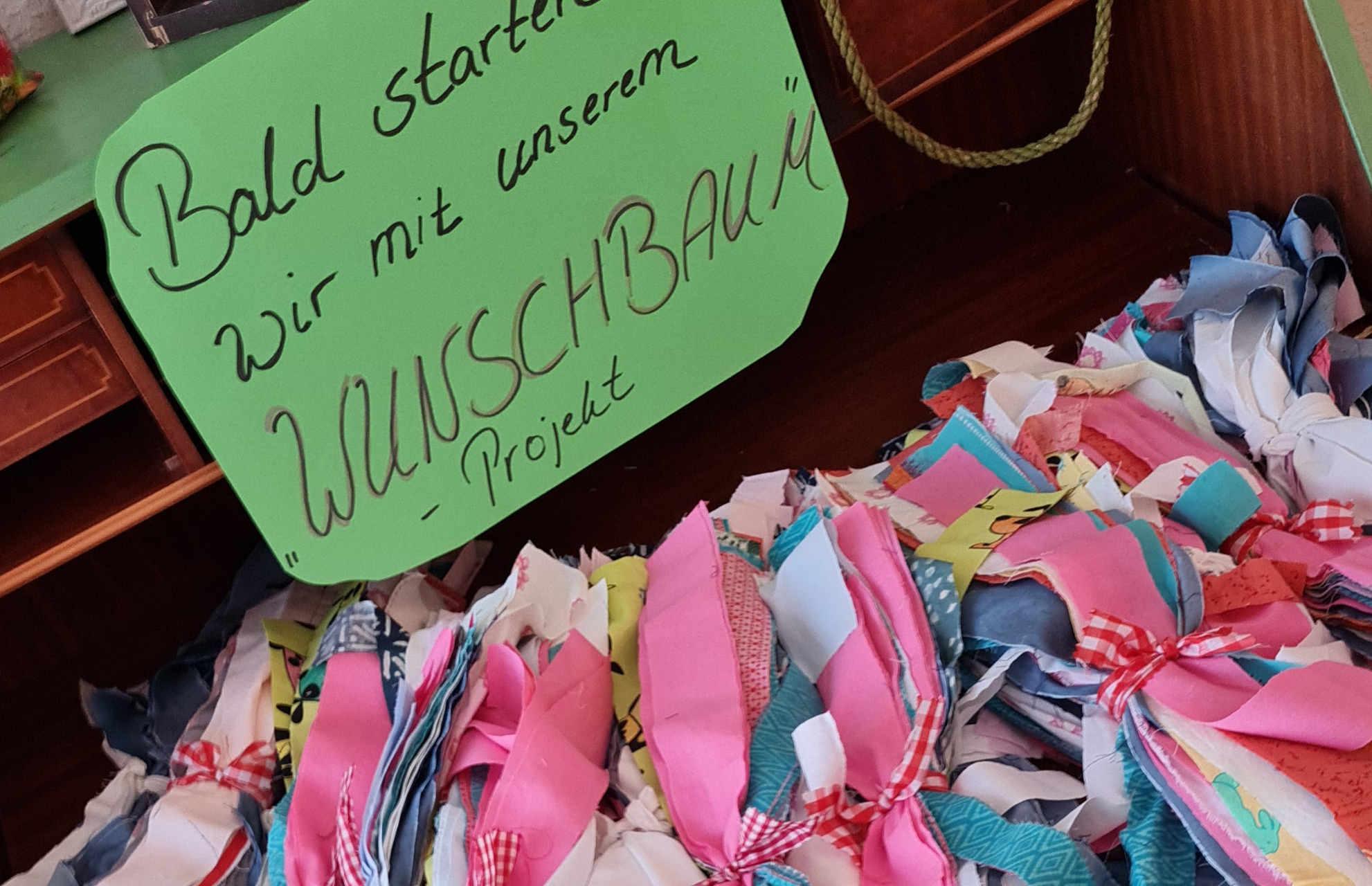 Wunschbaumprojekt
