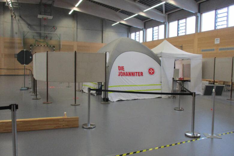 Testzentrum