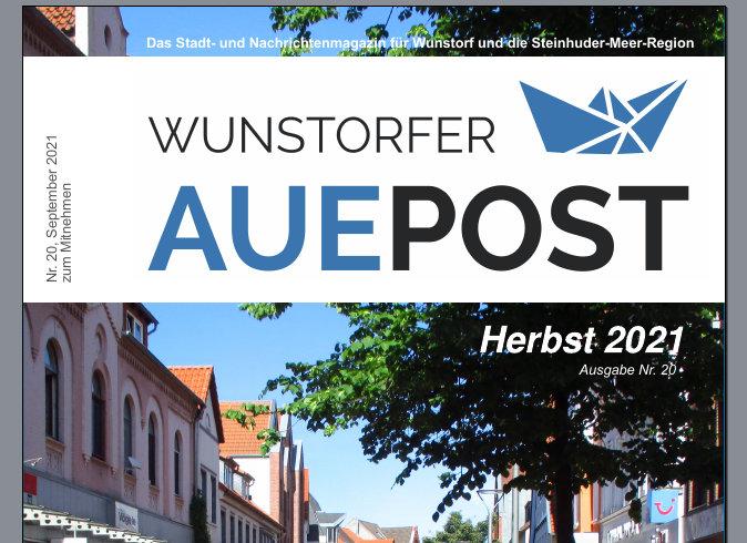 Auepost-Printmagazin