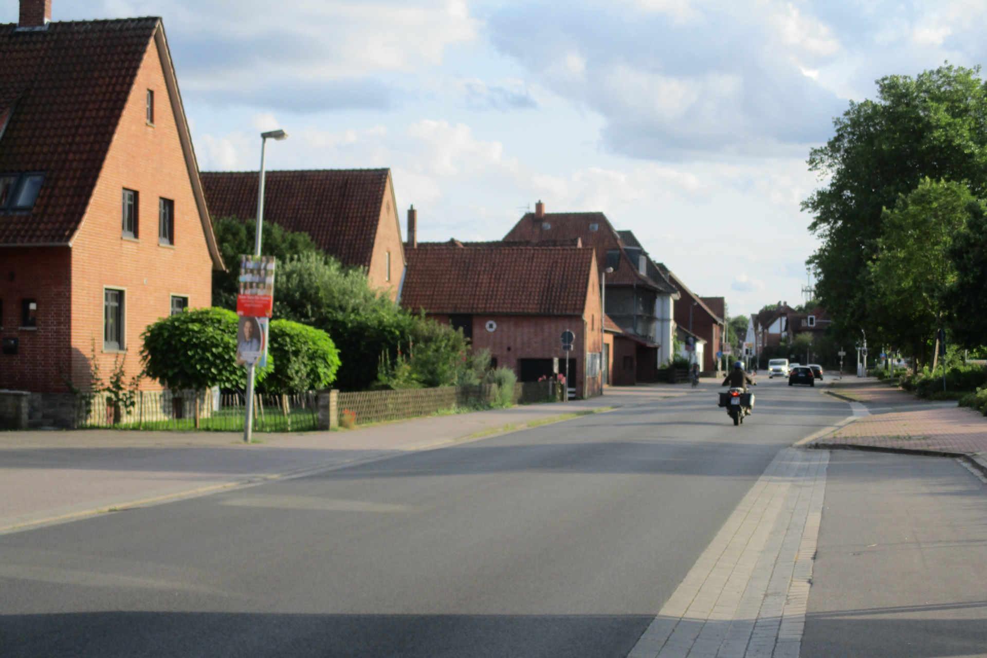 Hauptstraße Haste