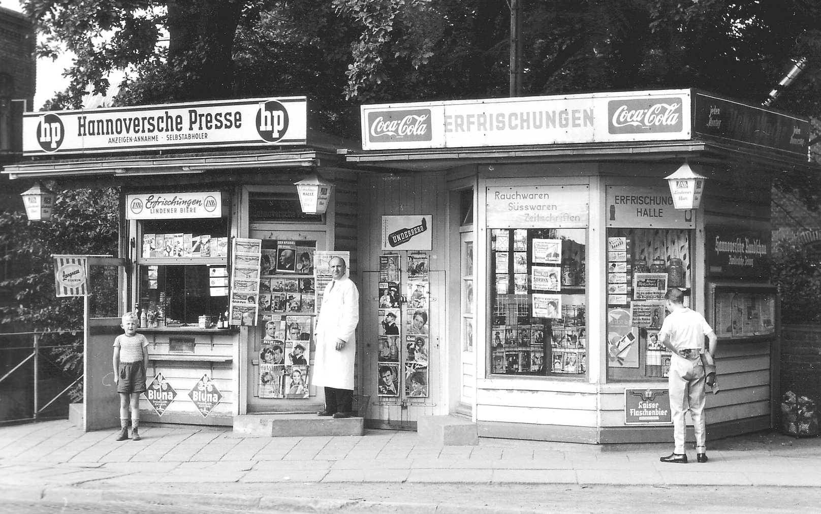 Kiosk Köhler
