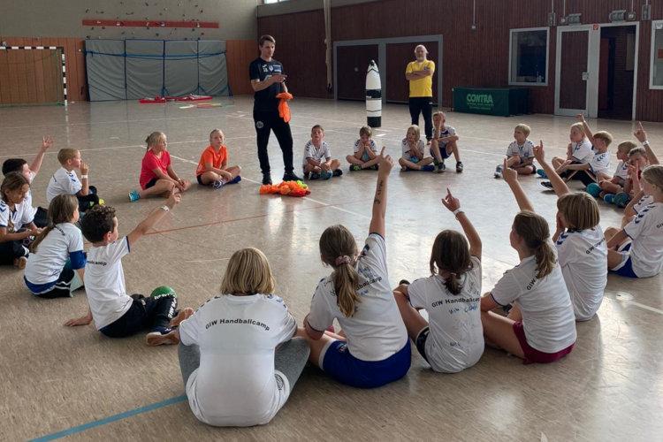 GIW-Handballcamp