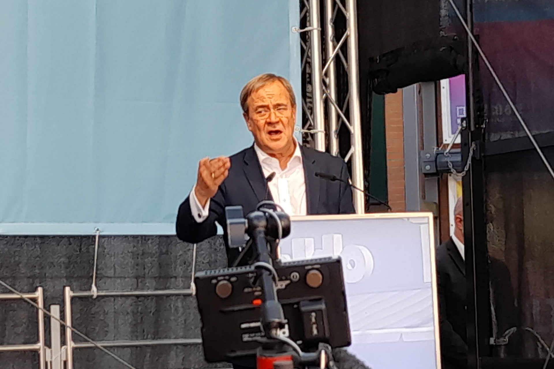 Armin Laschet in Neustadt