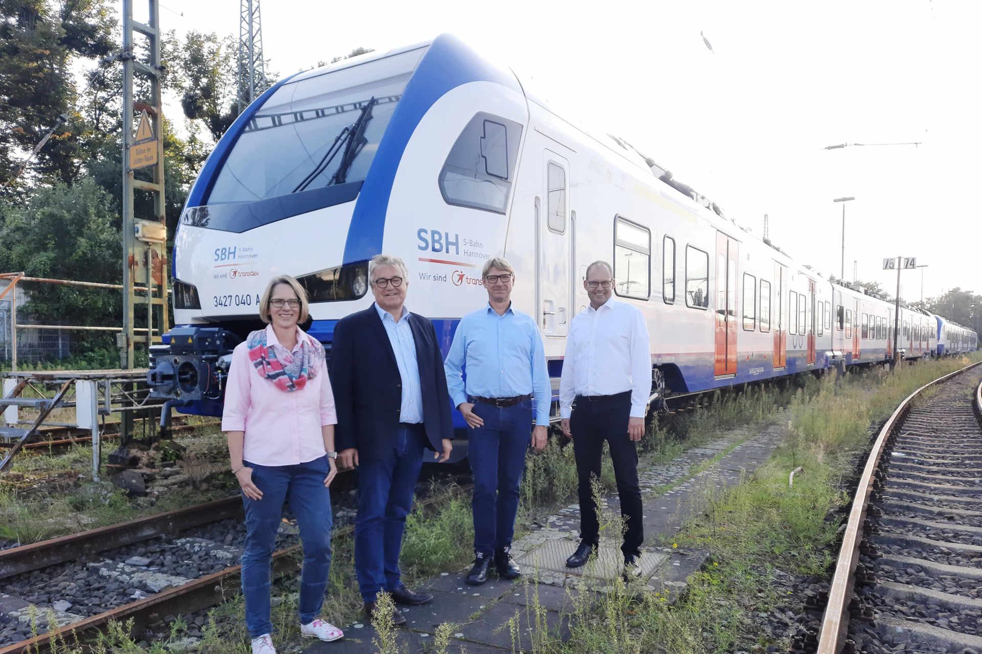 S-Bahn Hannover