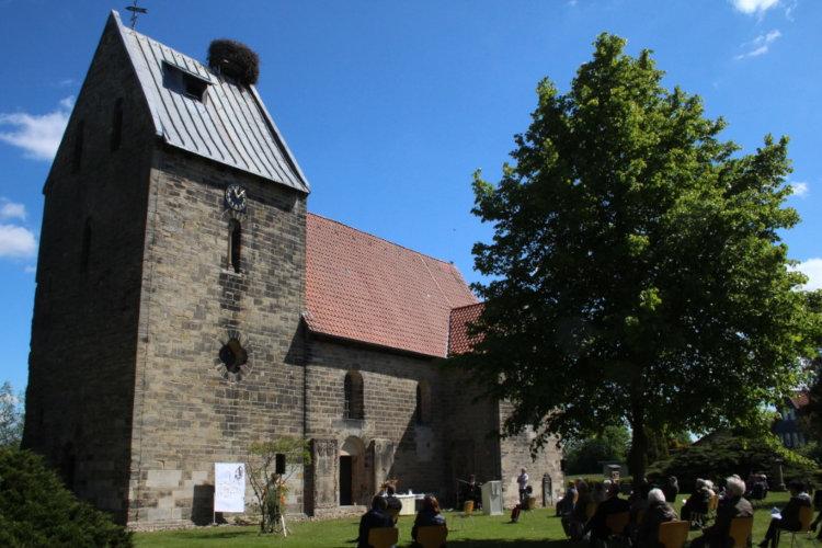 Sigwardskirche Idensen