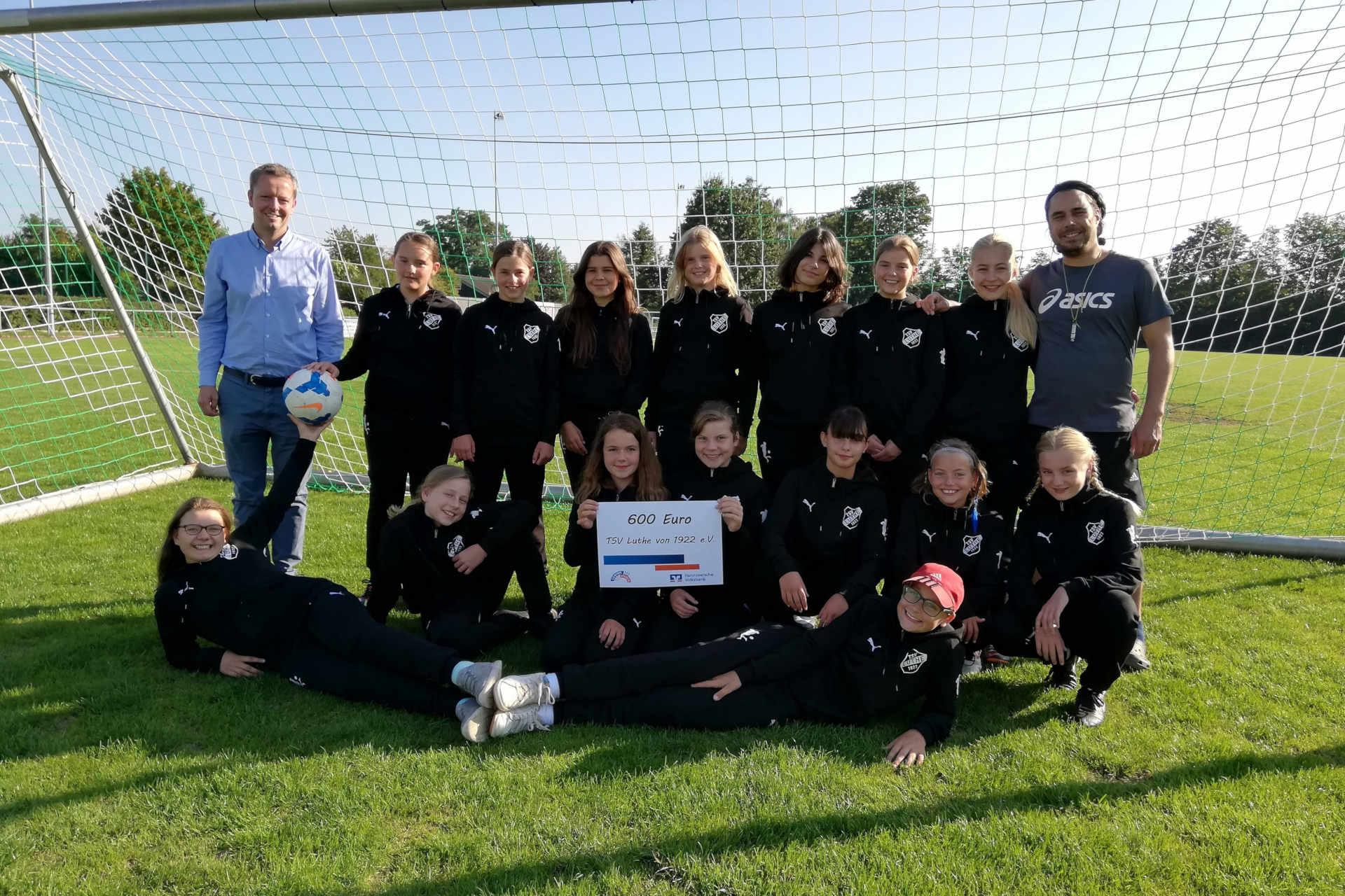 TSV Luthe D-Juniorinnen